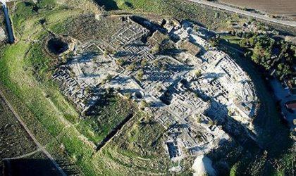 Cidade Bíblica - Megido