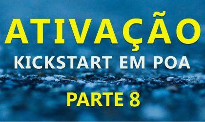 Congresso Kickstart – Vivendo guiado pelo Espírito Santo (Sábado noite)