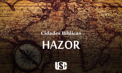 Cidade Bíblica – Hazor