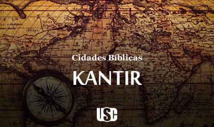 Cidade Bíblica – Kantir