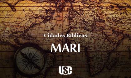 Cidade Bíblica – Mari