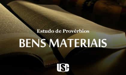 Textos de Provérbios sobre Bens Materiais