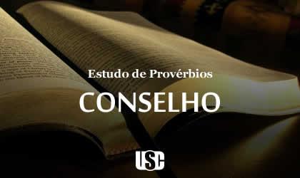 Textos de Provérbios sobre Conselho