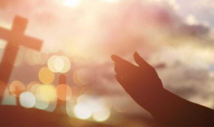A Oração é tão vasta quanto o próprio Deus