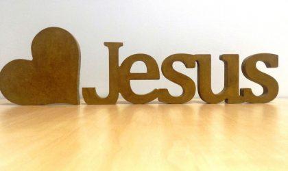 Eu amo Jesus