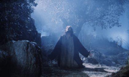 Por que Jesus orava?