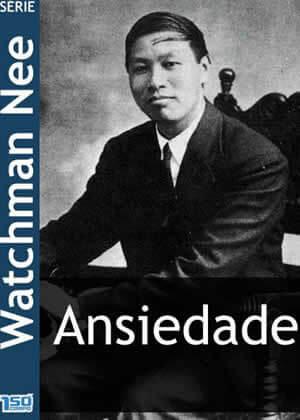 Ebook Ansiedade de Watchman Nee