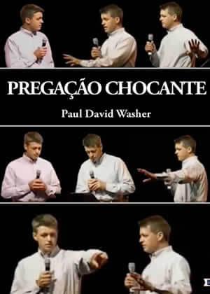 E-book Pregação Chocante de Paul Washer