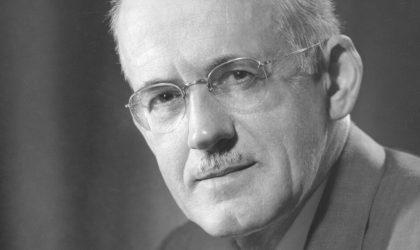 A. W. Tozer (1897 – 1963)